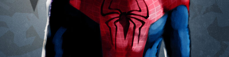 Birth of spiderman
