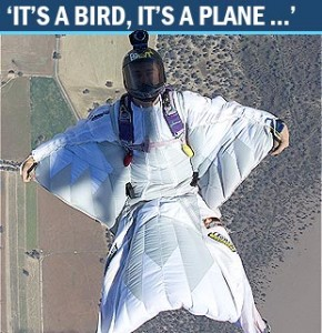 wingsuit hero