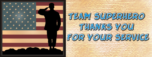 Thank american soldiers