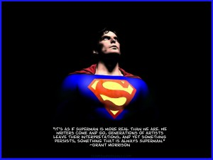 superman always with us wallpaper